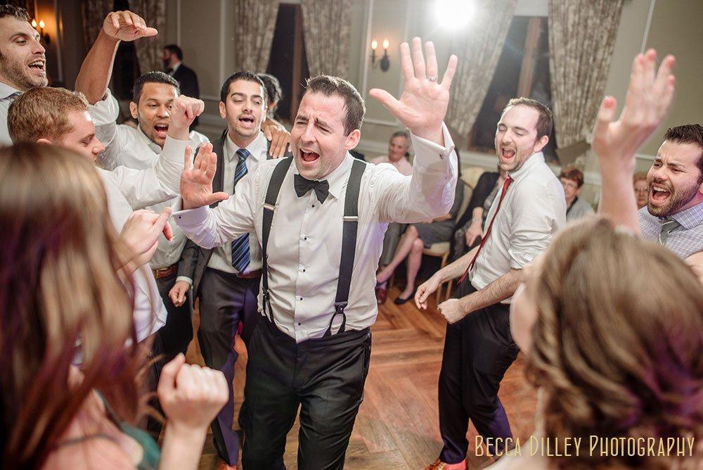 Minneapolis Gale Mansion Wedding