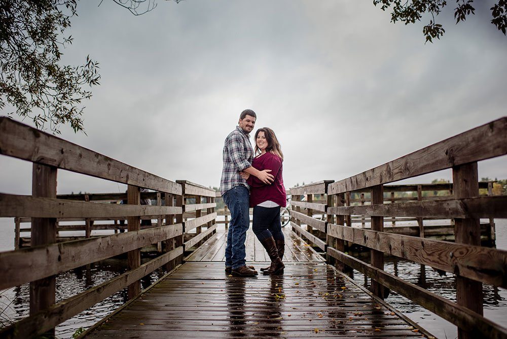 Engagement Photos Virginia MN