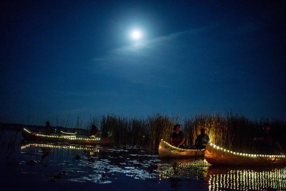 2017 favorite photos best Minneapolis photographer blue canoeing chef camp