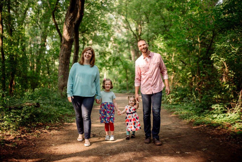 2017 favorite photos best Minneapolis photographer family portraits woods