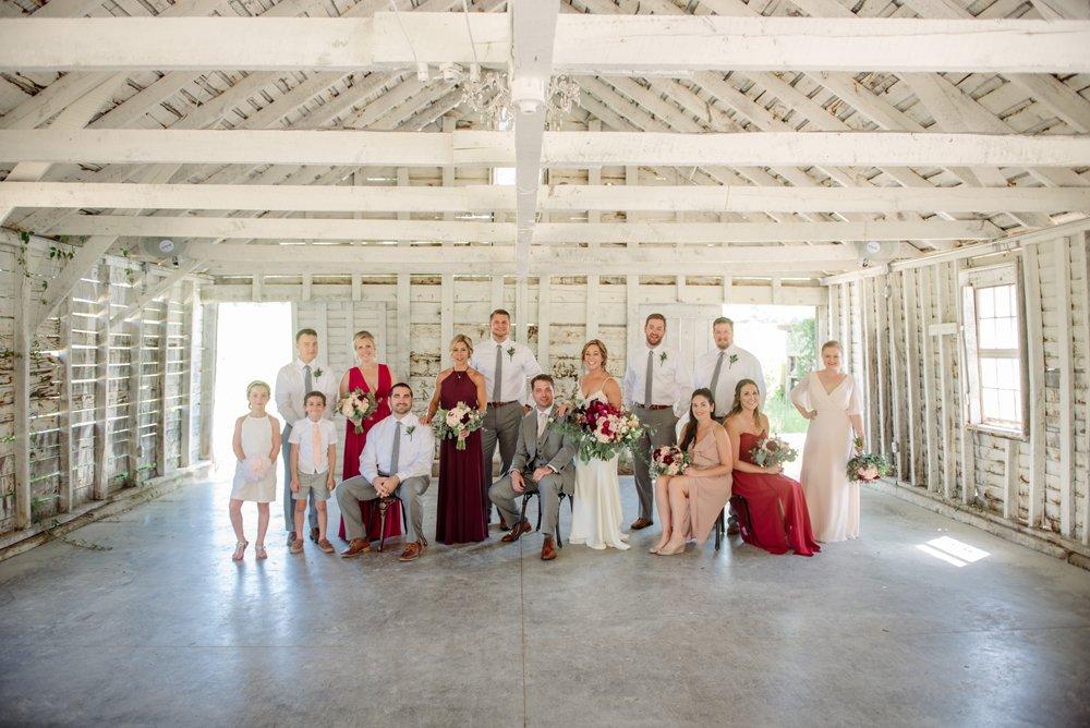 2017 favorite photos best Minneapolis photographer farm wedding party