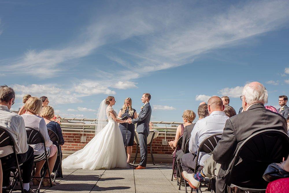 Campus Club Wedding Minneapolis