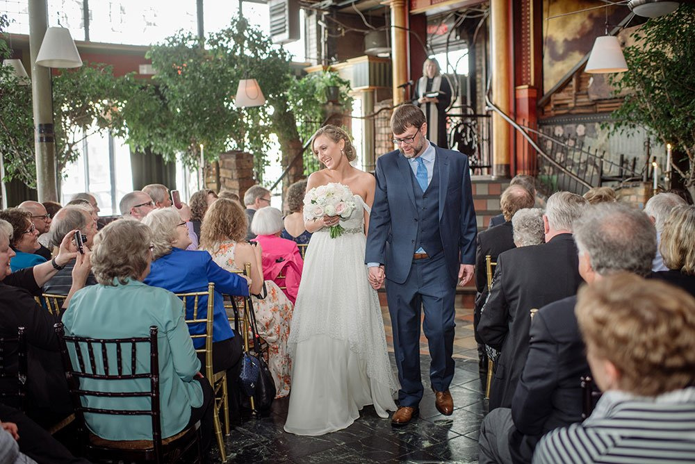 Loring Restaurant Wedding