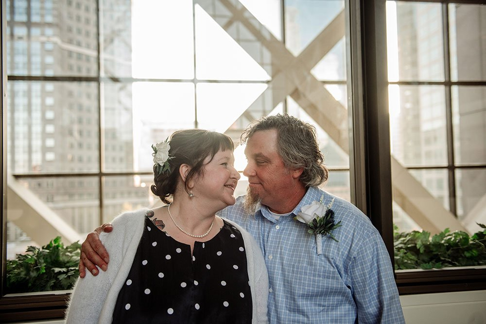 Minneapolis City Hall Elopement MN