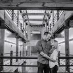 Engagement in Minneapolis warehouse district