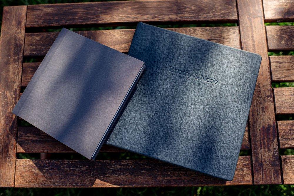 wedding album and parent album