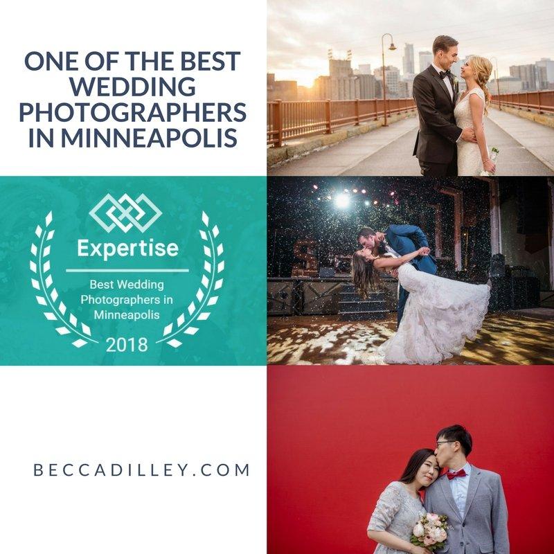 best wedding photographers in Minneapolis