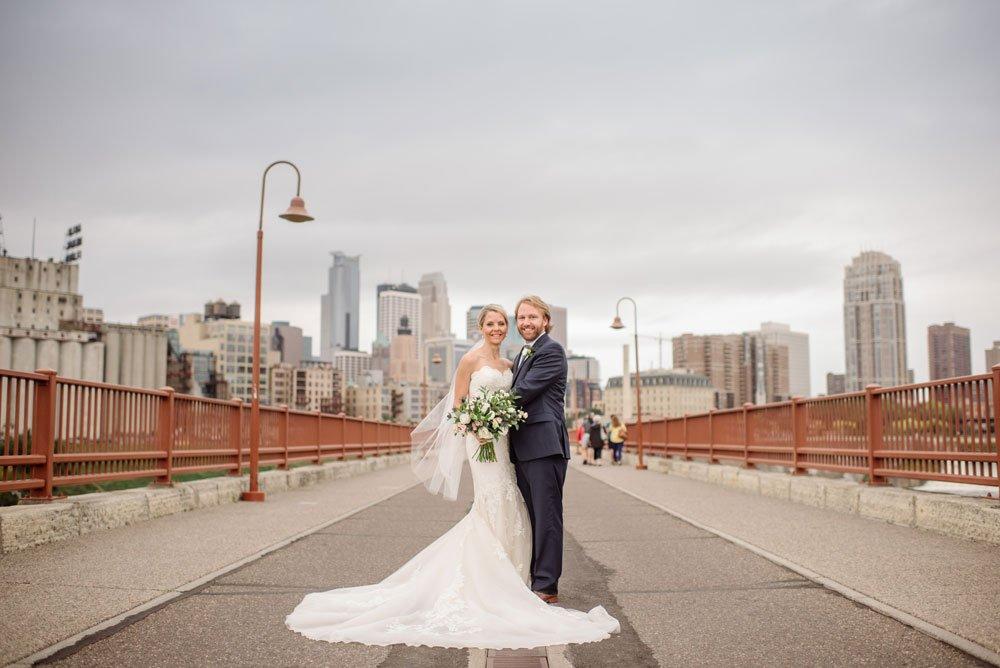 Lumber Exchange Wedding