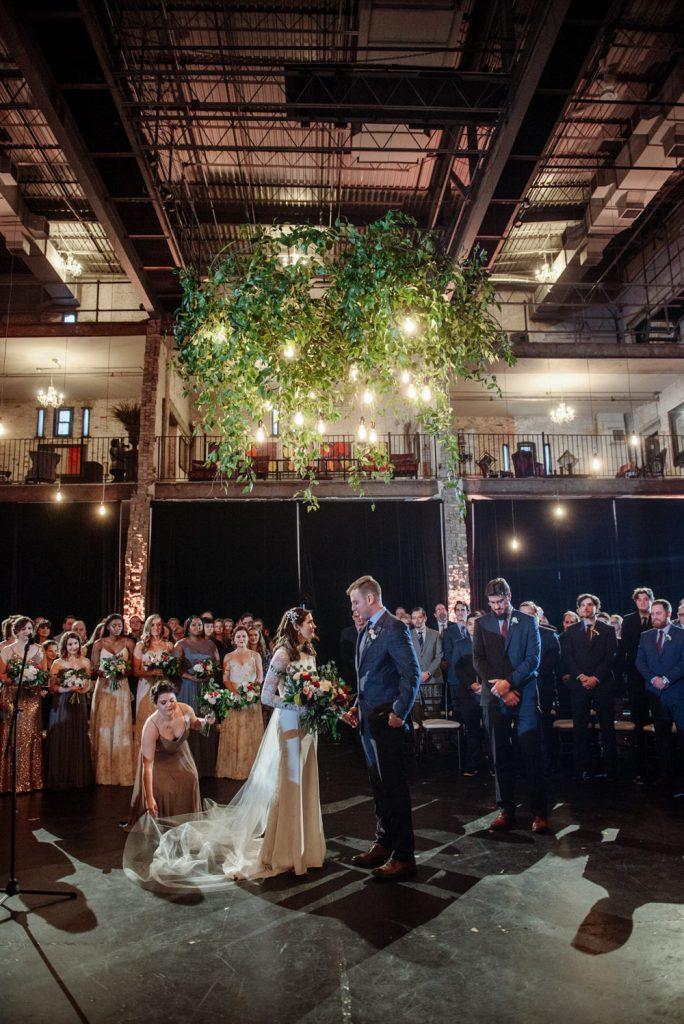 ceremomy aria wedding minneapolis
