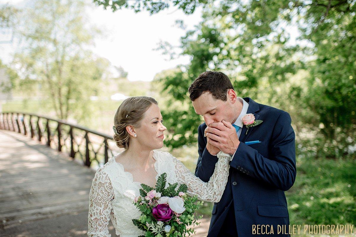 MInneapolis meets Finland wedding