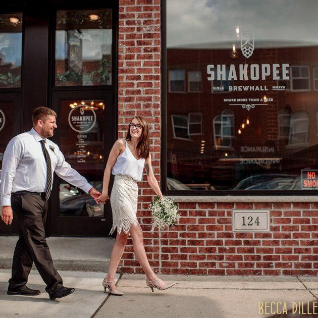 Minnesota Elopement Photographer
