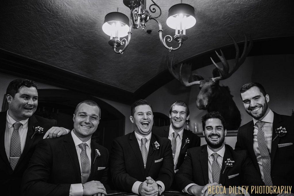 madison club wedding wi summer