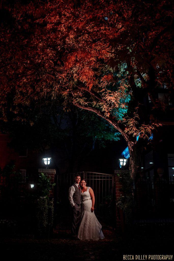 minneapolis event center wedding fall