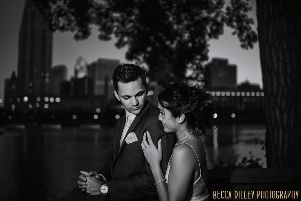 Minneapolis Nicollet Pavilion Wedding