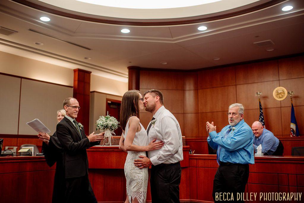 MN City Hall wedding